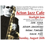 Saxophonist Joe Raia Hosts Starlight Jam This Sunday