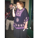 Helen on Lead Vocals