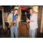Jason and Brian Sax Duo