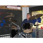Bruce Collins on Drums